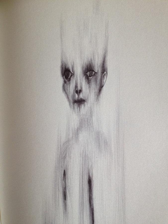 Portrait of death